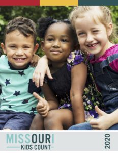 Missouri Kids Count 2020 Cover Page